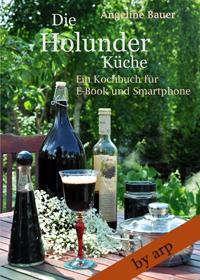 Kochen und backen mit Holunder