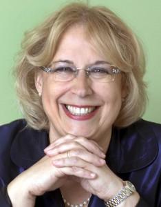 Sophia Farago im Portrait