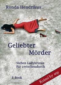 Geliebter Mörder - Cover zur Krimi-Anthologie