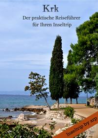 Cover zum Reifeführer Krk