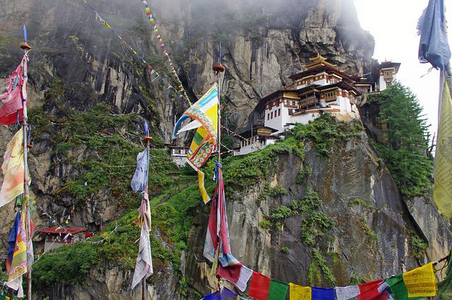 bhutan-tigernest-kloster